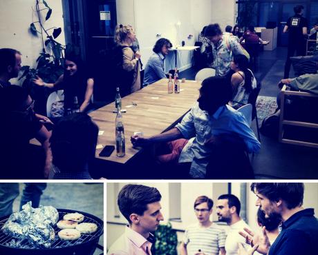 Eventbericht: Stammtisch der Startupszene Leipzig
